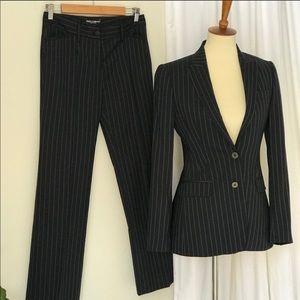 Dolce & Gabbana Pinstripe suit (Blazer+Pant)